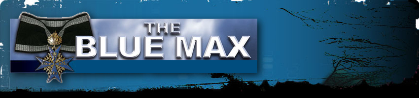 The Blue Max Banner
